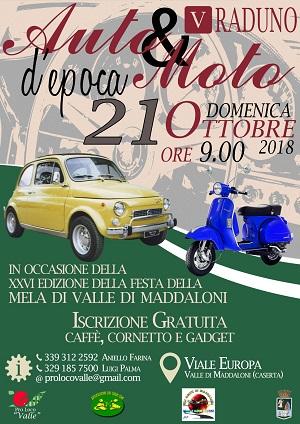 %name VALLE DI MADDALONI, NELLA CITTÀ DEI PONTI PARTE LA XXVI FESTA DELLA MELA