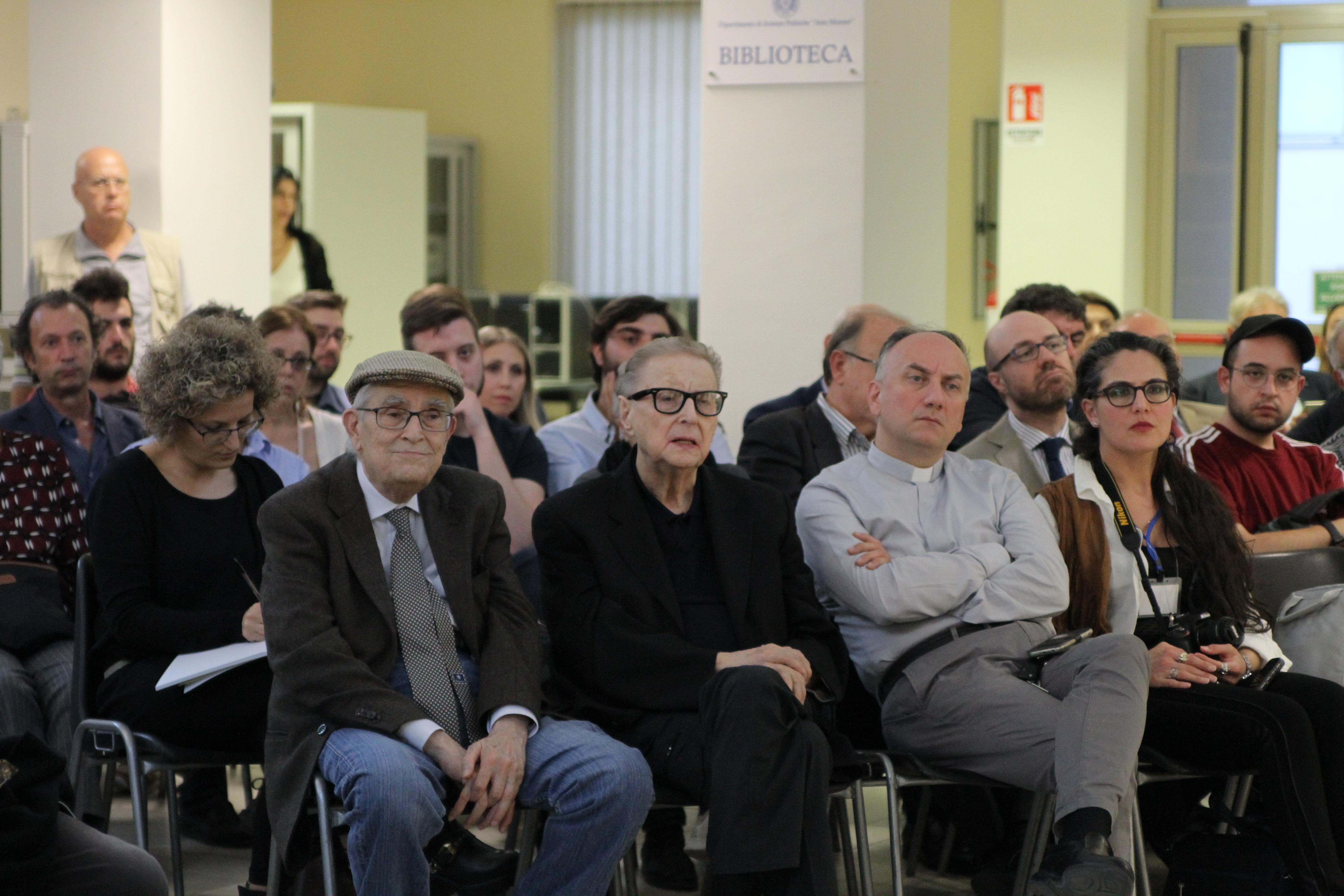 GFCG2737 EUROPA: INIZIO O FINE? LA LECTIO MAGISTRALIS CON MASSIMO CACCIARI, LA FOTOGALLERY