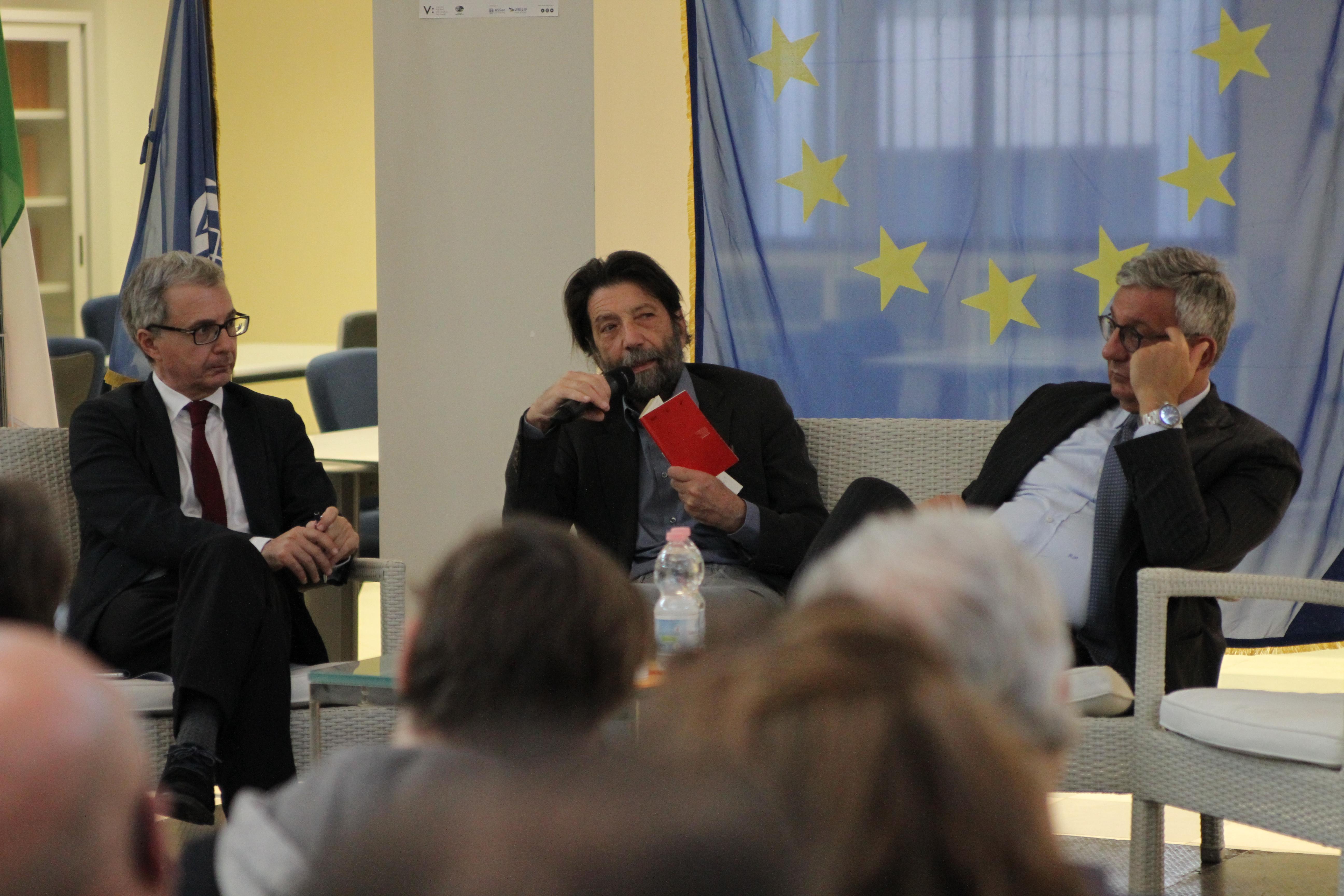 GFCG2742 EUROPA: INIZIO O FINE? LA LECTIO MAGISTRALIS CON MASSIMO CACCIARI, LA FOTOGALLERY