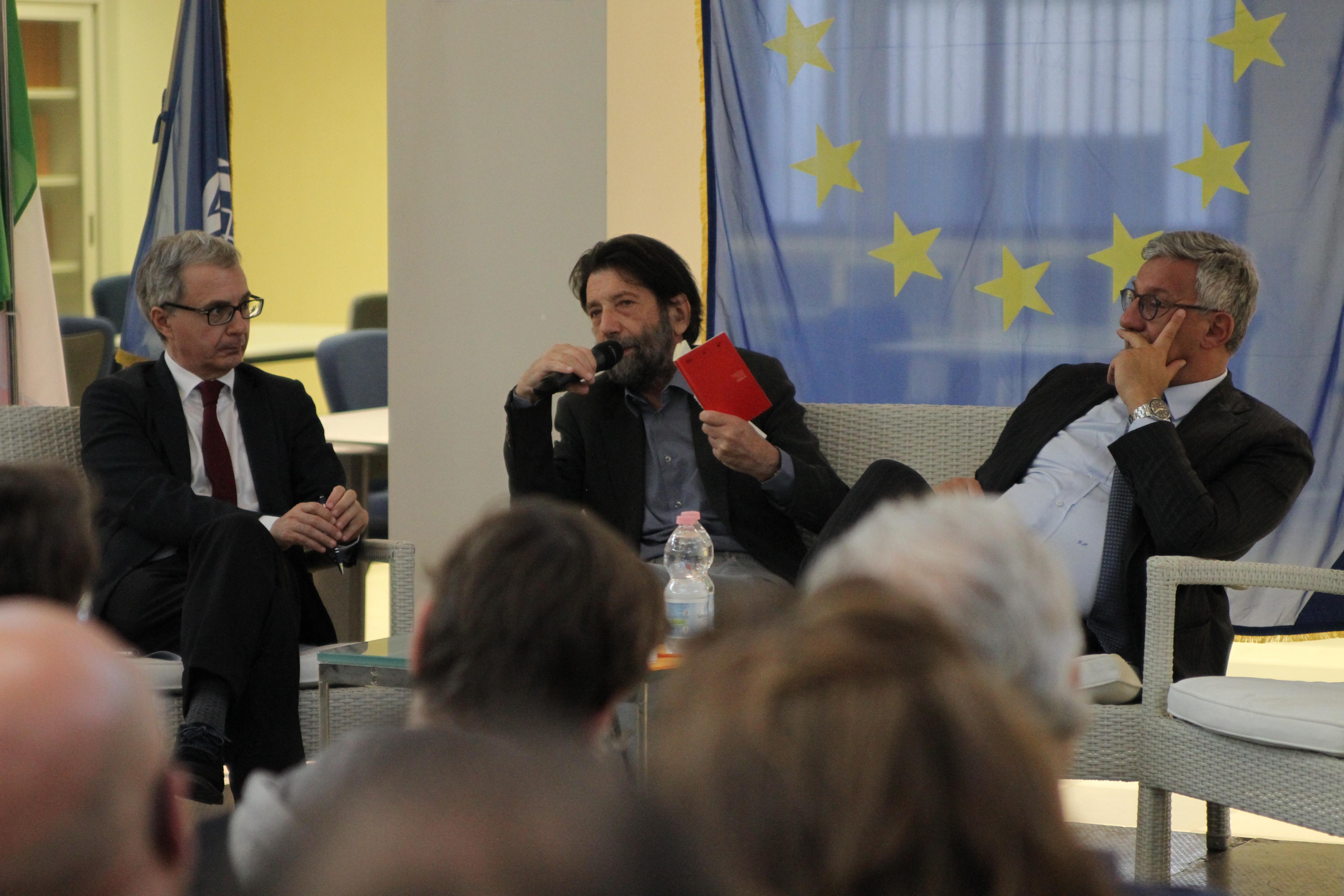 GFCG2743 EUROPA: INIZIO O FINE? LA LECTIO MAGISTRALIS CON MASSIMO CACCIARI, LA FOTOGALLERY