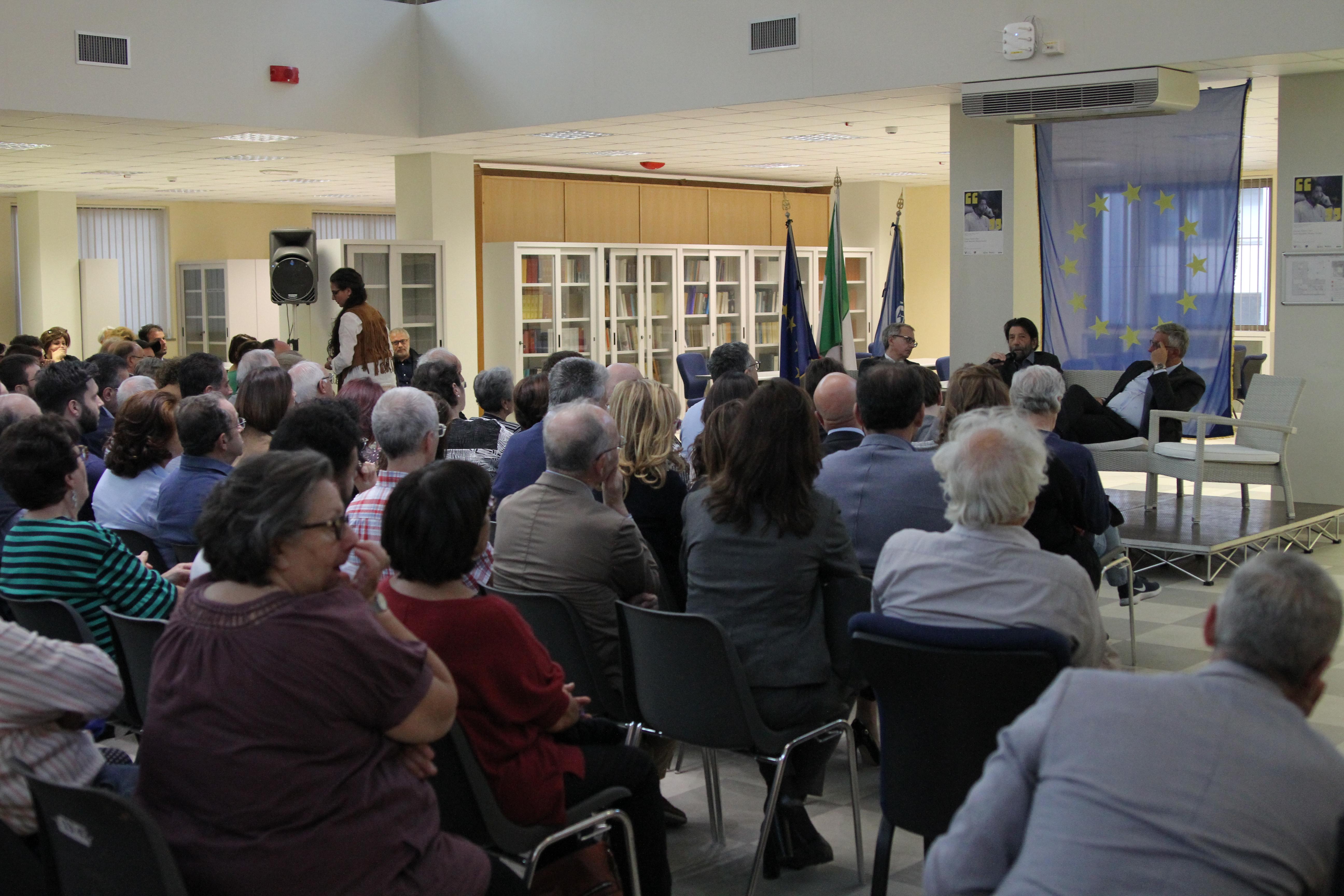 GFCG2748 EUROPA: INIZIO O FINE? LA LECTIO MAGISTRALIS CON MASSIMO CACCIARI, LA FOTOGALLERY