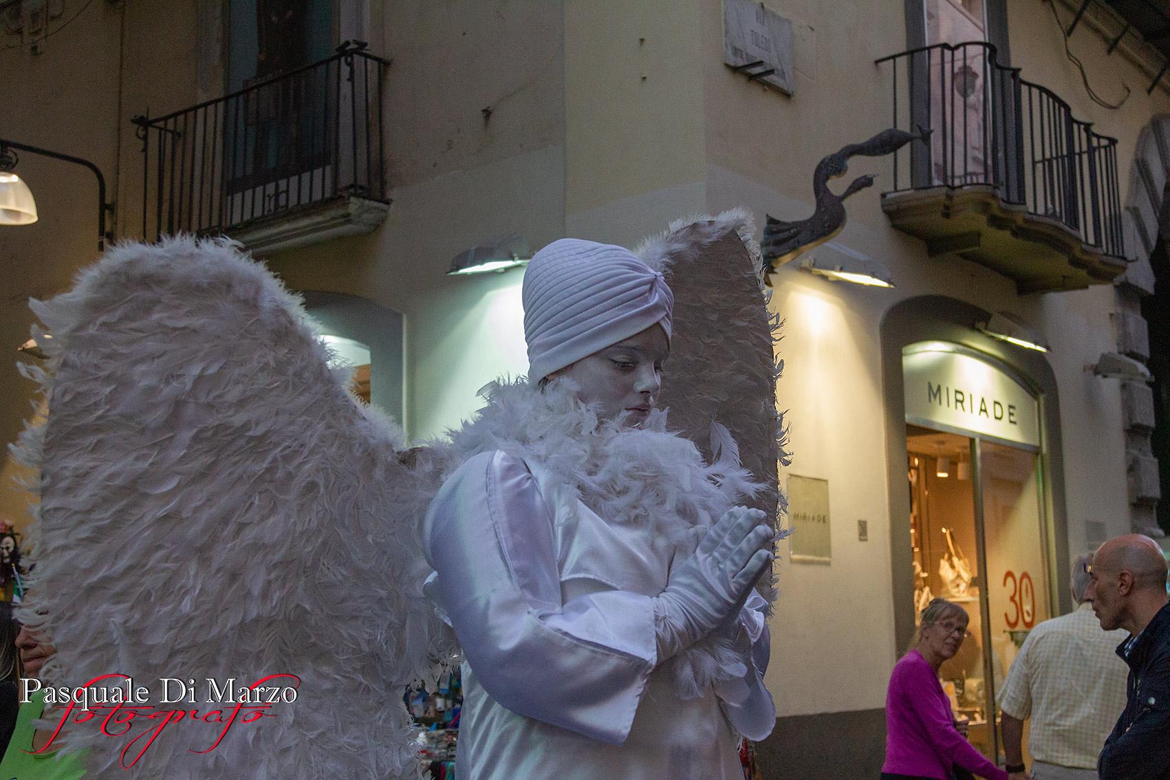 IMG 6937 A NAPOLI IN VIA TOLEDO LA SECONDA EDIZIONE DEL NAPOLI BUSKERS FESTIVAL, LA FOTOGALLERY