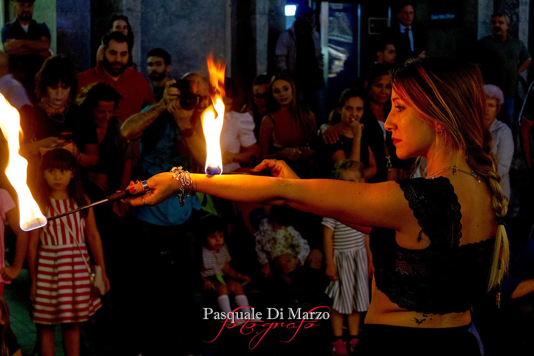 IMG 6977 A NAPOLI IN VIA TOLEDO LA SECONDA EDIZIONE DEL NAPOLI BUSKERS FESTIVAL, LA FOTOGALLERY