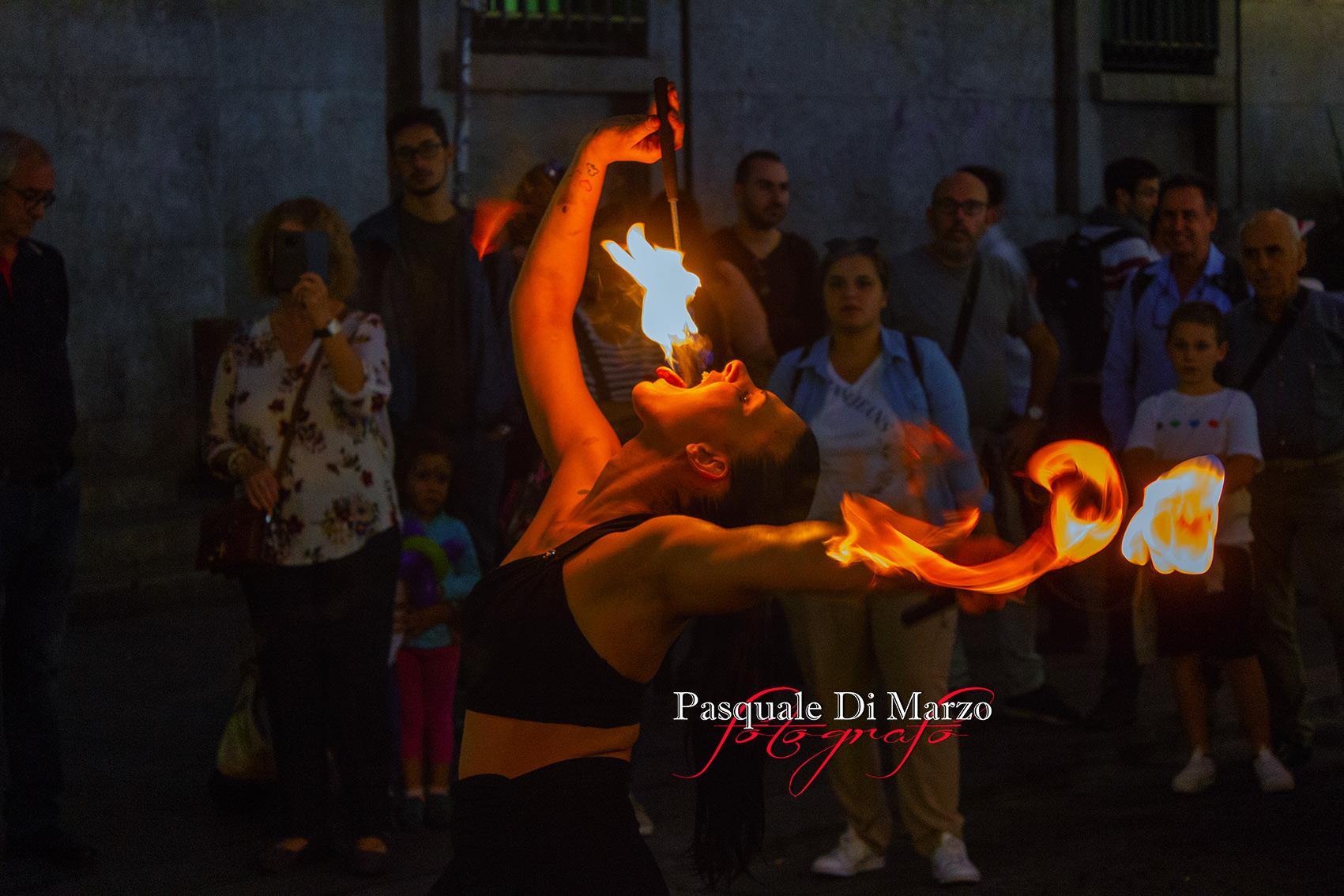 IMG 6978 A NAPOLI IN VIA TOLEDO LA SECONDA EDIZIONE DEL NAPOLI BUSKERS FESTIVAL, LA FOTOGALLERY