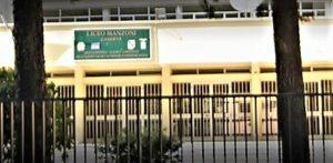 LICEO MANZONI 300x147 CORSO PER RIANIMAZIONE CON DEFIBRILLATORE AL LICEO MANZONI