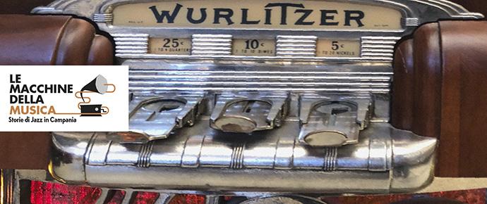 Le macchine della musica 1 POMIGLIANO DARCO, AL PALAZZO DELLOROLOGIO LE MACCHINE DELLA MUSICA STORIE DI JAZZ IN CAMPANIA