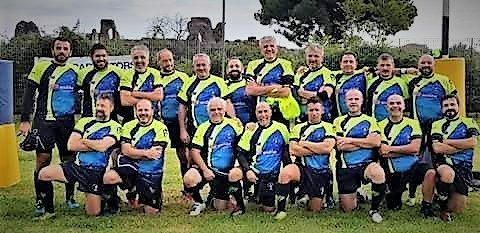 OLD RUGBY GLI OLD DEL RUGBY CLAN CAMPIONI DITALIA