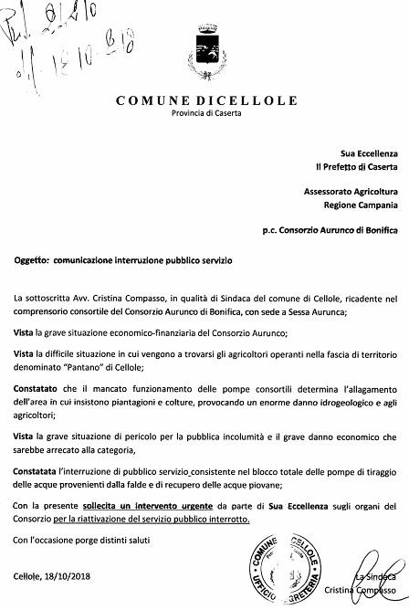 Screenshot 20181022 122222 Drive IL CAB FERMA GLI IMPIANTI, CRISTINA COMPASSO SI SCHIERA CON GLI AGRICOLTORI