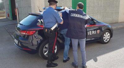 arresto CC 1 1 e1540983913576 MONDRAGONE, TROVATO IN POSSESSO DI ARMA CLANDESTINA: ARRESTATO