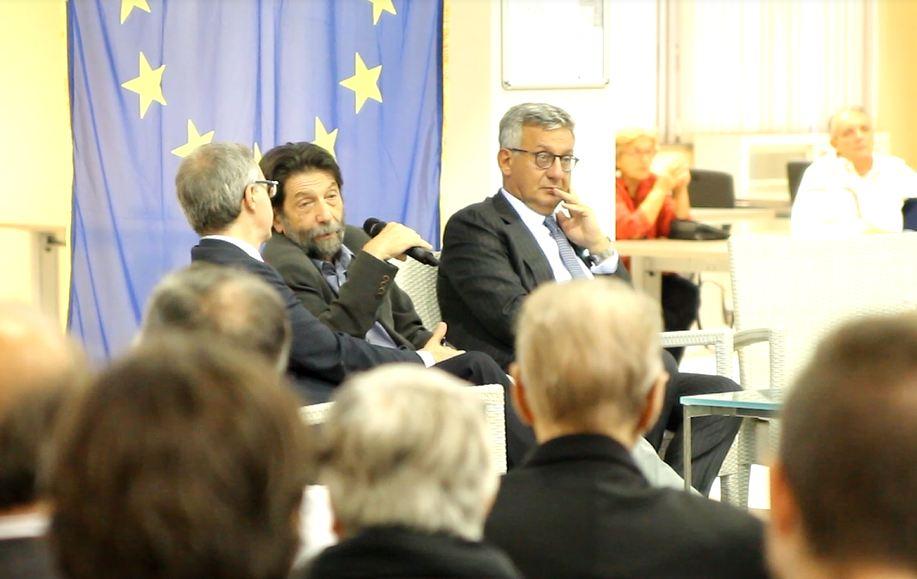 sds EUROPA: INIZIO O FINE? LA LECTIO MAGISTRALIS CON MASSIMO CACCIARI, LA FOTOGALLERY