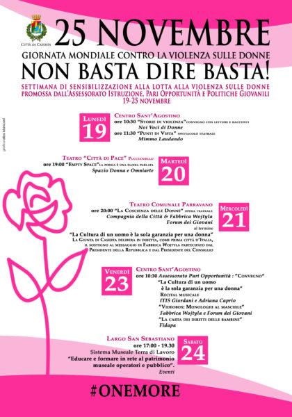 25 novembre Corvino def AL TEATRO COMUNALE LA COSCIENZA DELLE DONNE DOMANI 21 NOVEMBRE