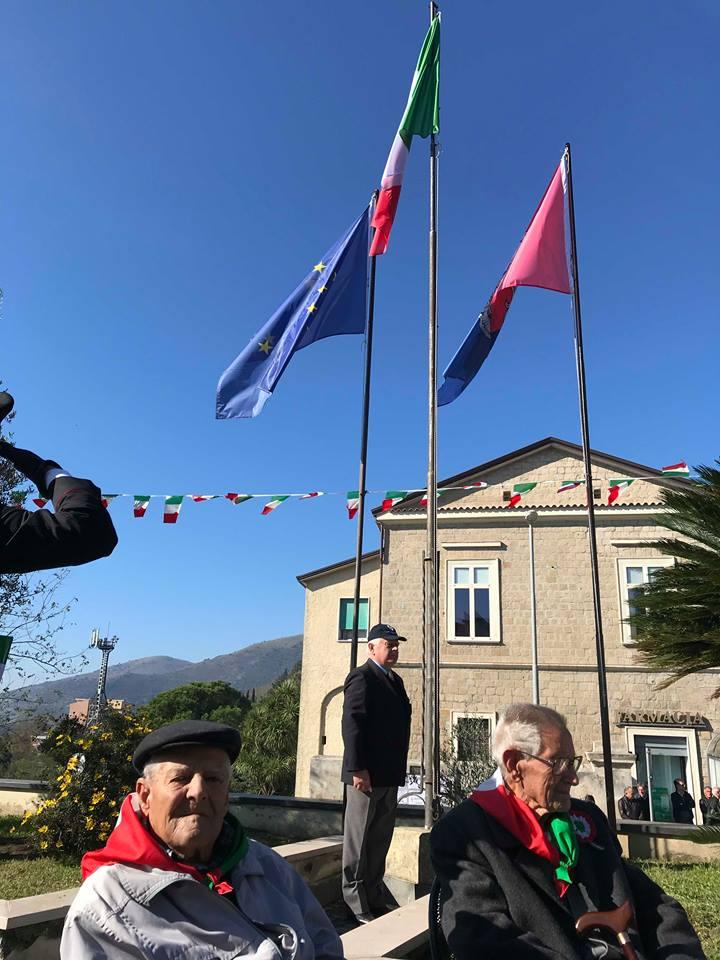 """45848217 495785347581293 5738454152908898304 n CAIAZZO: FESTA UNITA' ITALIANA E FORZE ARMATE, """"ESSERE OGNI GIORNO COSTRUTTORI DI PACE"""""""