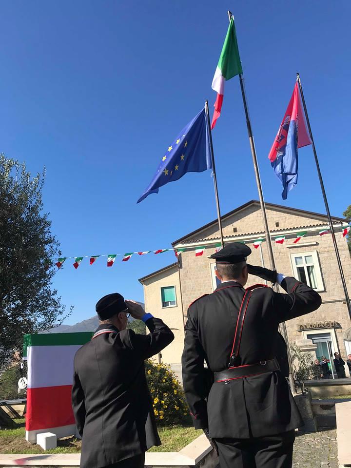 """45890272 192782988273511 3566854078858264576 n CAIAZZO: FESTA UNITA' ITALIANA E FORZE ARMATE, """"ESSERE OGNI GIORNO COSTRUTTORI DI PACE"""""""