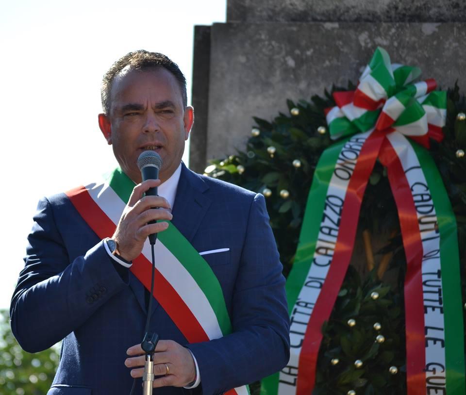 """45899586 1918142055160869 4713265813203714048 n CAIAZZO: FESTA UNITA' ITALIANA E FORZE ARMATE, """"ESSERE OGNI GIORNO COSTRUTTORI DI PACE"""""""