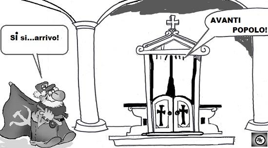 COMUNISTI SESSA, LA SINISTRA IN CANONICA…