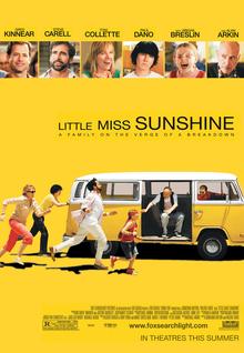 "Little miss sunshine poster ""LITTLE MISS SUNSHINE"": CHI DEFINISCE LA STRAVAGANZA?"