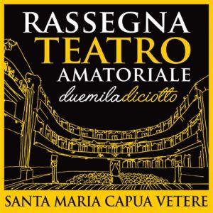 Logo Rassegna 2018 300x300 TEATRO AMATORIALE, LE NUOVE RAPPRESENTAZIONI