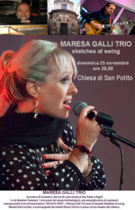 %name IL MARISA GALLI TRIO IN SKETCHES OF SWING