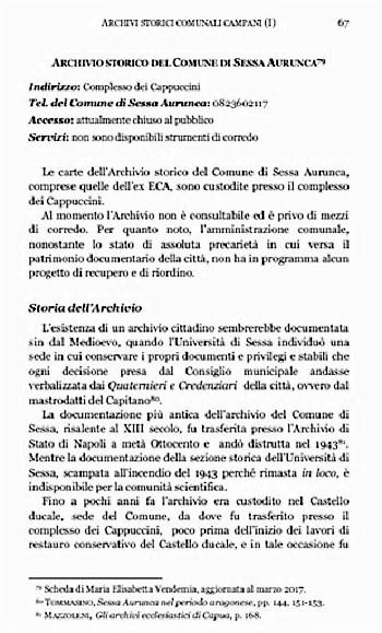 SESSA14 SESSA AURUNCA, DOVE OSANO ... LE CHIACCHIERE OFFENDENDO LA BELLEZZA