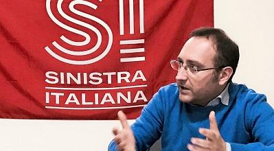 %name SINISTRA ITALIANA CONTRO DE LUCA: CON LUI NON SI BATTE LA DESTRA
