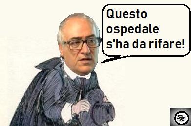 don Abbondio 2 OSPEDALE, UNA PROVA DI CORAGGIO…FINALMENTE!