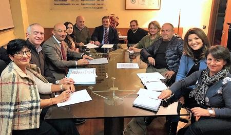 foto1 RACCOLTA DIFFERENZIATA: AL COMUNE INCONTRO PROGRAMMATICO