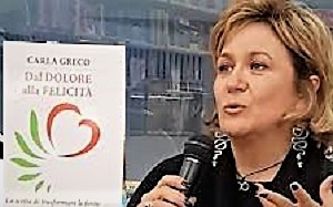 CARLA GRECO CARLA GRECO: UNA DONNA CHE RACCONTA LA SUA VITA
