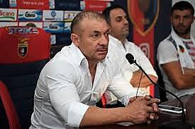 GIUSEPPE DAGOSTINO CASERTANA IL PRESIDENTE DELLA CASERTANA FC INCONTRA IL SINDACO MARINO