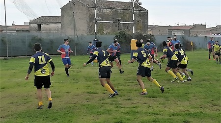 RUGBY CLAN 1 CAMPIONATO SERIE C: IL RUGBY CLAN VINCE ANCORA