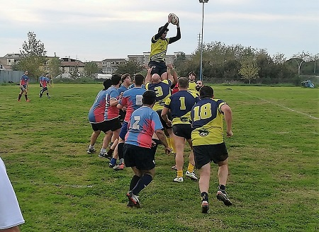 RUGBY CLAN 2 CAMPIONATO SERIE C: IL RUGBY CLAN VINCE ANCORA