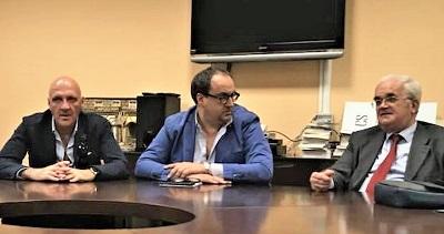 """SMCV MELORIO, RIUNIONE IN COMUNE. MIRRA E MASTROIANNI: """"SULL'OSPEDALE NON FAREMO SCONTI A NESSUNO"""""""