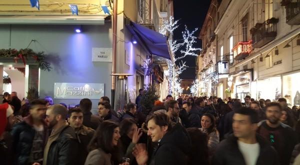 movida caserta MOVIDA DEL 31 DICEMBRE: LA LEGA DI CASERTA CHIEDE PIÙ SICUREZZA