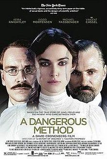 """1 9 """"A DANGEROUS METHOD"""": IL CASO SPIELREIN ANALIZZATO DA DAVID CRONENBERG"""