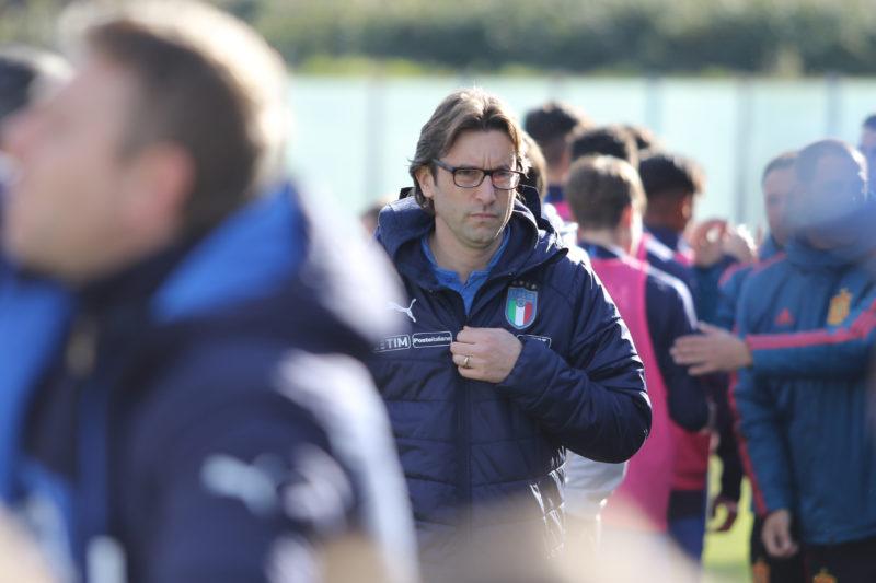 687A8841 GLI AZZURRINI INCANTANO IL PINTO, ITALIA   SPAGNA U19 3 0 LA FOTOGALLERY DELLA GARA