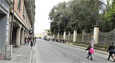 Corso Giannone Caserta ZTL IN CORSO GIANNONE: RINVIATO LAVVIO DEL TRAFFICO LIMITATO