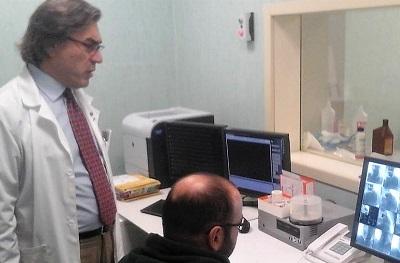 Dott. Caliendo NOLA: INTERVENTO DI ALTISSIMA SPECIALIZZAZIONE DI CARDIOLOGIA – EMODINAMICA