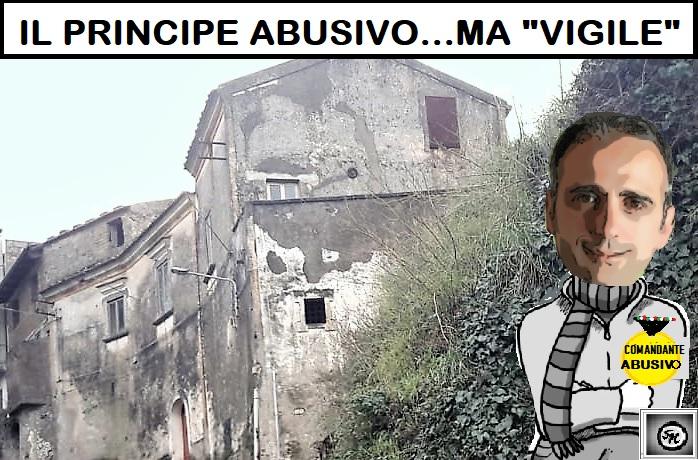 """IL COMANDANTE ABUSIVO SESSA FESTEGGIA SAN SEBASTIANO, ENCOMIO SOLENNE AL """"COMANDANTE ABUSIVO DELL'ANNO"""""""