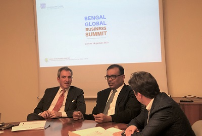 "IMG 6214 ""BENGAL GLOBAL BUSINESS SUMMIT"": UNA DELEGAZIONE DI IMPRENDITORI CASERTANI A CALCUTTA"