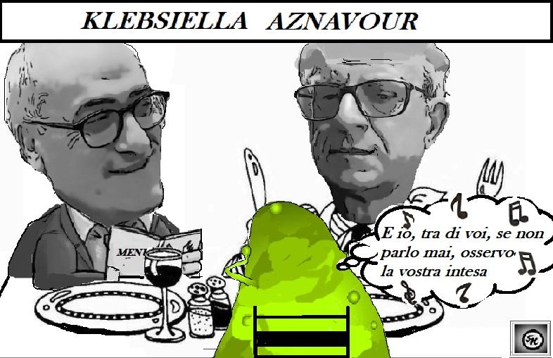 KLEBSIELLA 01.02.18 OSPEDALE, PATROCINI, PASSERELLE & CATTIVO GUSTO