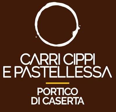 """LOGO CARRI CIPPI E PASTELLESSA PORTICO DI CASERTA   """"CARRI, CIPPI E PASTELLESSA"""": SI ALZA IL SIPARIO SULLA PROSSIMA FESTA DI SANT'ANTUONO"""