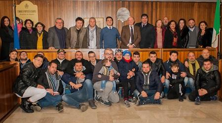 """Presentazione Carri Cippi e Pastellessa 2 PORTICO DI CASERTA, SANT'ANTUONO: IL PROGRAMMA COMPLETO DI """"CARRI, CIPPI E PASTELLESSA"""""""