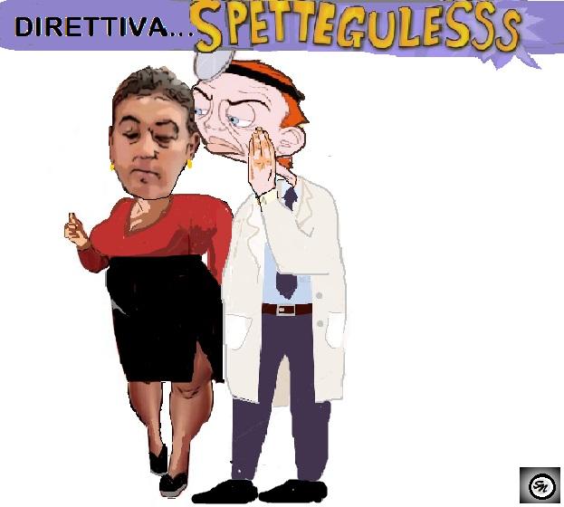 SPETTEGULESSSS 08.01.19 OSPEDALE, IMPREVISTO?, DIREZIONE SANITARIA DISPONIBILE ALL'INCIUCIO…