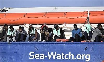 Sea Watch nave migranti MIGRANTI: LONARDO (FI), 'CHE VERGOGNA LA LATITANZA DEI 5 STELLE'