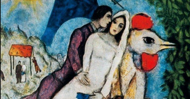 """a chagall """"CHAGALL. SOGNO D'AMORE"""": A NAPOLI UNA GRANDE MOSTRA DEDICATA AL PITTORE RUSSO"""