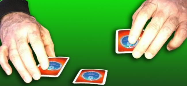 gioco delle tre carte E VOILÀ...LA DELIBERA 2 E RIAPPARSA