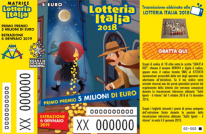 lotteria  300x196 LOTTERIA ITALIA, VINCITE MILIONARIE IN CAMPANIA