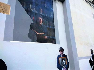 mura 1200x901 NAPOLI, RIONE LUZZATTI: STREET ART PER RICORDARE I LUOGHI DE LAMICA GENIALE