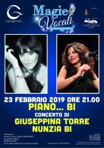 2019 02 23 Magie Musicali 210x300 MAGIE VOCALI EDITION: MUSICA E PASSIONE AL PIANO...BI