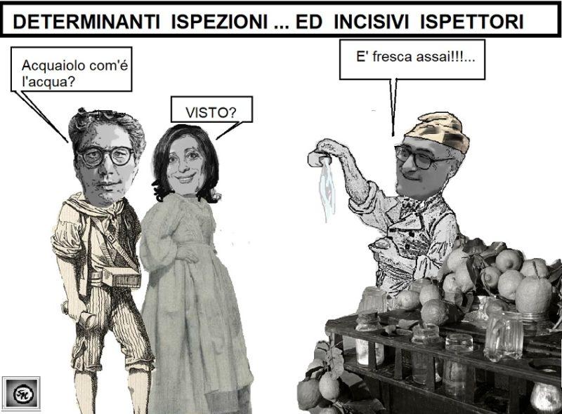 """ACQUAIOLA OSPEDALE, VISITE """"PENTASTELLATE""""…TUTTAPPOST!"""