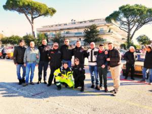 Centauri in 300x225 CASAGIOVE, SUCCESSO PER IL RADUNO FIAT 500 CLUB: PROTAGONISTA LA STORICA BICILINDRICA ITALIANA